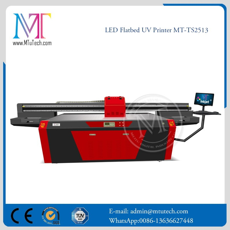 New Arrival hot sale promotion large format uv flatbed printing machine