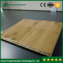 Hot selling click-lock strand woven bamboo flooring/nature strand woven flooring