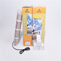 warm floor electric cable mat heating system
