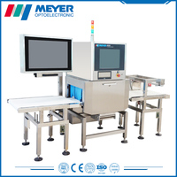 food processing industry use x-ray detector metal food