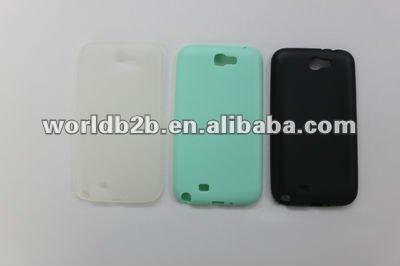 TPU Cover for Samsung Galaxy note 2 N7100