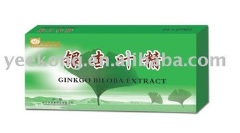 ginkgo biloba extract oral liquid (U.S.FDA approval) 001
