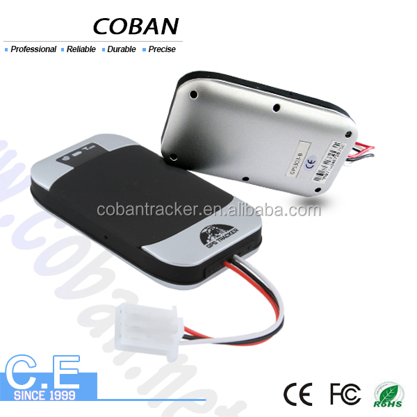 waterproof internal antenna car van GPS Tracker with ACC alarm fleet auto gps tracking in Android Ios apps