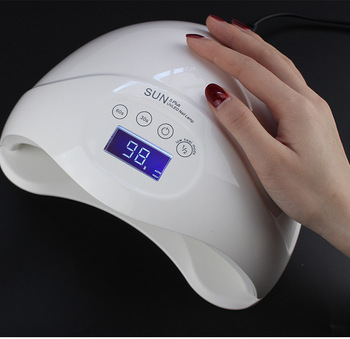 Sun 5plus 48w led nail lamp uv led nail lamp curing lamp for gel polish nail dryer