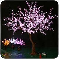 Waterproof dismountable cherry blossom tree light bonsai tree indoor outdoor blossom tree
