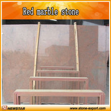 newstar red marble stone