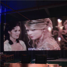 outdoor advertising led display screen