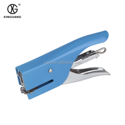 Hot selling 2017 customized new design high quality decorative stapler