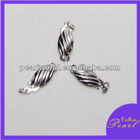 Hot sell handmade sterling silver s hook clasp B006