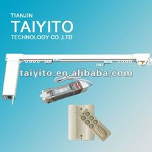 TAIYITO TDX4466 remote control motorized curtains electric curtain