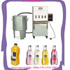 Semi Automatic Small Bottle Liquid Juice