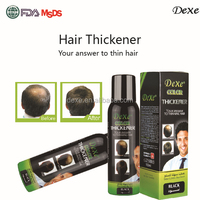 OEM&ODM hair growth products 100ML dexe thickening hair spray brands
