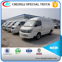 FOTON Van Box Truck Cold Refrigerator Box Vehicle Manufacturer