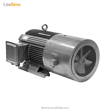 factory price 50kw high rpm electric small size ac motor