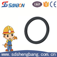 Concrete Pump Pipe Rubber Gasket / clamp rubber sealing ring