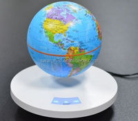 High Tech Attractive Gift Magnetic Levitation Floating Globe with Bluetooth speaker function