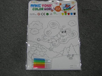 HY8901 DIY painting kit Educational training toys