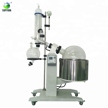 10l Industrial Rotary Evaporator With Vacuum Pump and Chiller