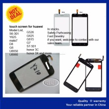 In Stock Phone Accessories Spare Parts Original For Blackberry Torch 9860 Touchscreen Glas Digitizer mit Rahmen