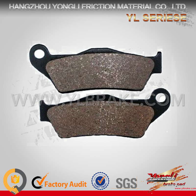 Promotional Prices OEM 2016 Brake Pad Motorcycle