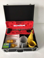 Slurry Test Kit (mud balance,marsh funnel viscometer,sand content kit)