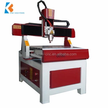 Hot sale best quality China cnc router 6090 with cheap price