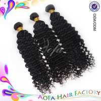 hot selling cheap hair bulk 100% human 7A unprocessed hair by the bundle
