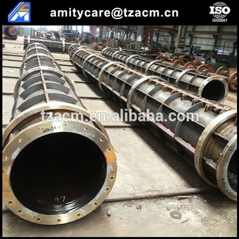 D300-1400MM prestressed concrete spun pile ,pipe steel mould