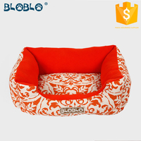 Red warm detachable hamburger pet house/dog beds/cat beds