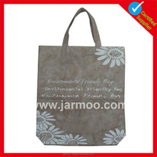 Wholesale promotional digital printing pp non-woven shopping bag