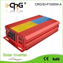 Intelligent Power Inverter 1000W DC 12V 24V 48V To AC 110V 120V 220V 230V 240V Pure Sine Wave Off Grid
