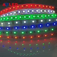 2017 New! SMD 2835 FLEXIBLE LED STRIP Blue color IP67 Led Strip for Clothes
