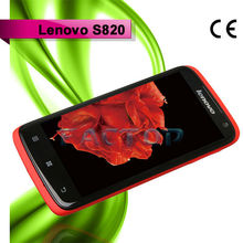 lenovo s820 ram 1gb rom 4gb with CE original best sale android 4.2 back case cover for smartphone