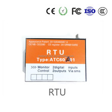 Remote terminal unit rtu for supervision and monitoring alarm systems