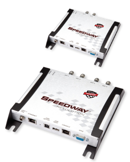 Impinj Speedway RFID Reader with 2 and 4 Port Options