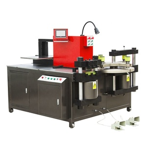 biggest discount busbar process machine cutting bending punching