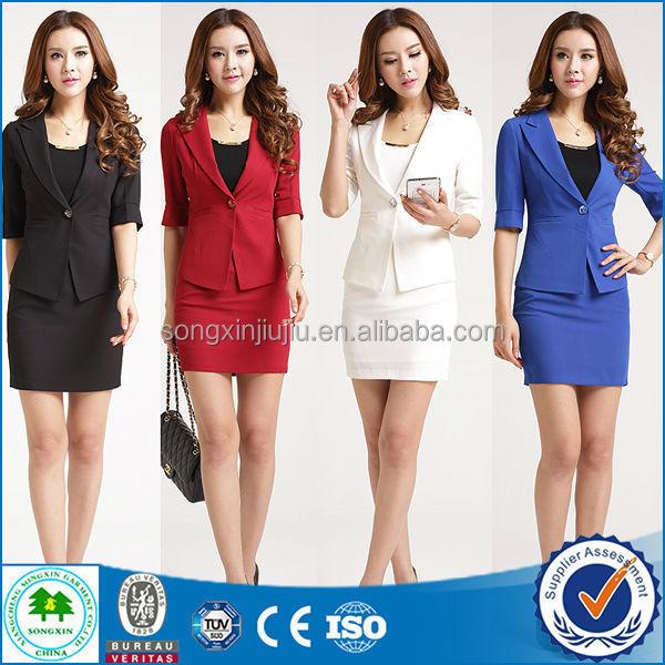 list manufacturers of ladies latest office uniform design buy