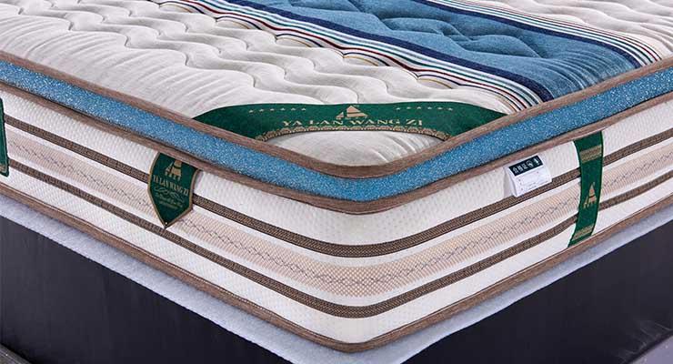 Modern style high compress foam foam 7-zone pocket sprung mattress - Jozy Mattress   Jozy.net