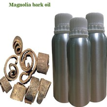 China Manufacture of 100% nature pure Magnolia Bark Essential Oil