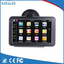 "Cheapest 7"" portable car GPS/High quality 7 inch truck GPS Navigator/OEM Manufacturer Portable Car navigation with 30 Lanugage"