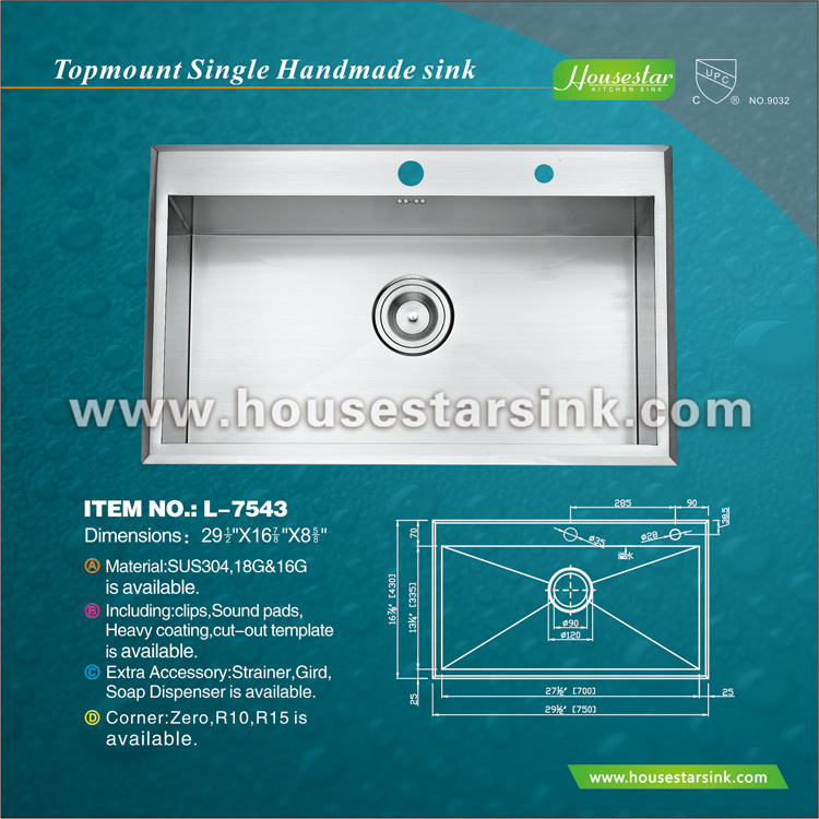 kitchen sinks stainless steel farmhouse sink home depot lowes bathroom sinks vanities