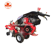 plow tilling ditching ridging machine multifunction rotary hoe