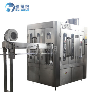 Plastic Water Bottle Manufacturing Plant / Complete Bottling Water Plant
