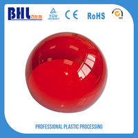 Style PMMA material plastic cover thermoforming