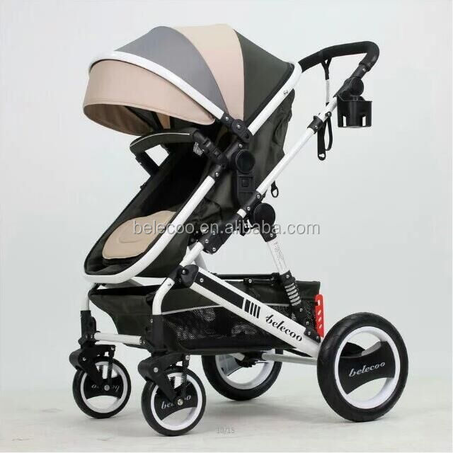 Belecoo 2016 high quality foldable baby stroller best stroller wholesale manufacture