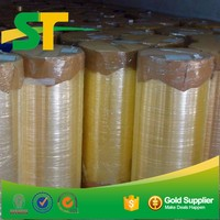 Carton Sealing Crystal Packing Adhesive Bopp Tape Jumbo Roll
