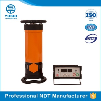 X Ray flaw detector NDT NDE Equipments Panoramic radiation portable X-ray flaw detector