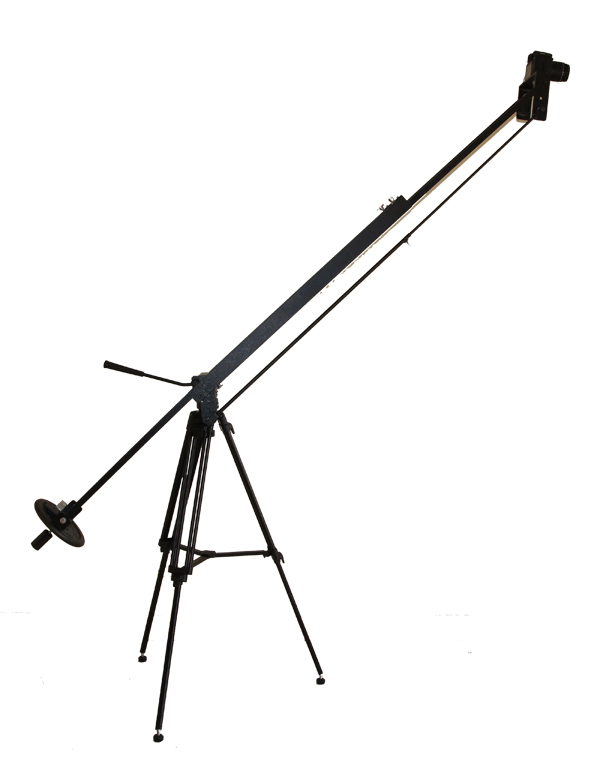 FotoCrane2 Variable length dual arm Lightweight camera jib with BackPack