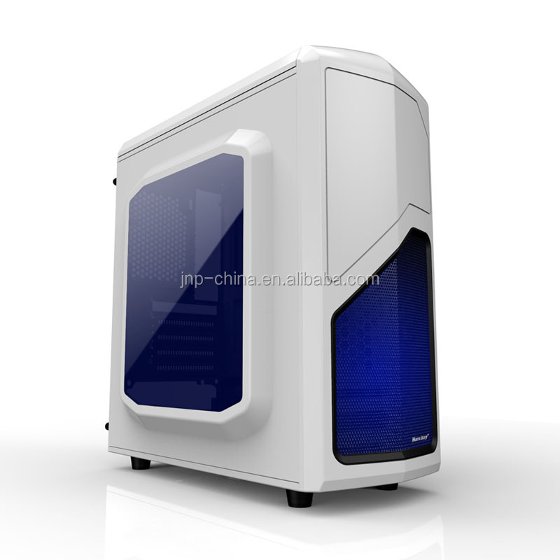 custom newest good quality 0.5mm SPCC micro ATX computer case