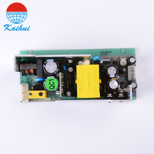 Dual channel voltage 12v 24v 100w cctv power supply